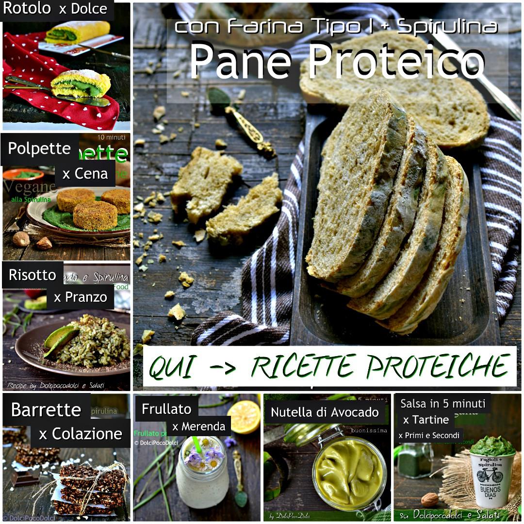 Ricette Proteiche
