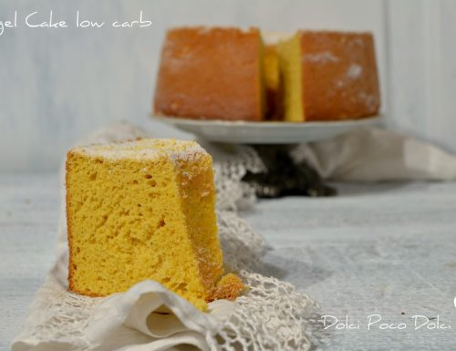 Angel Cake low carb