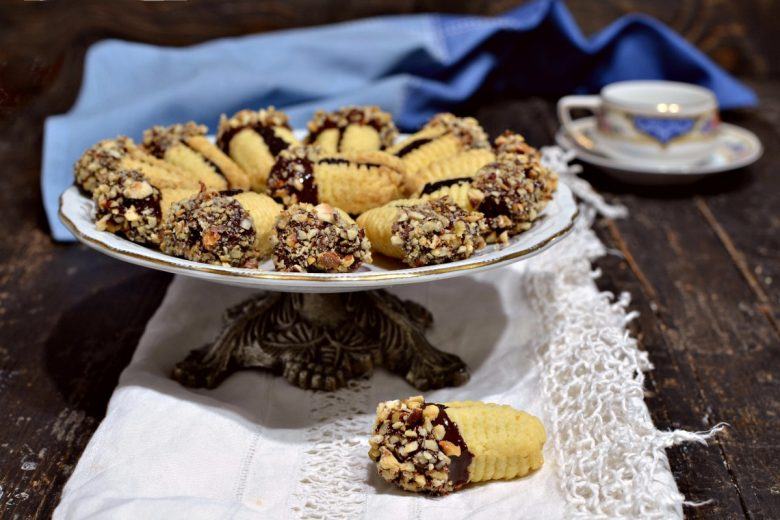 Biscotti a panino