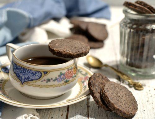 Biscotti croccanti senza glutine ne burro e zucchero