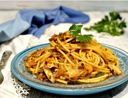 Spaghetti al Nasello