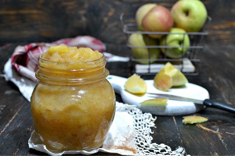 Confettura di mele senza zucchero