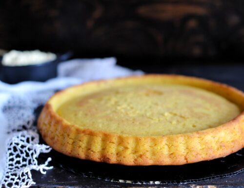Base per crostata Low Carb morbida senza burro ne zucchero e farina con bimby e stampo furbo