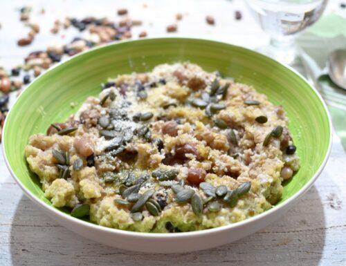 Couscous e legumi