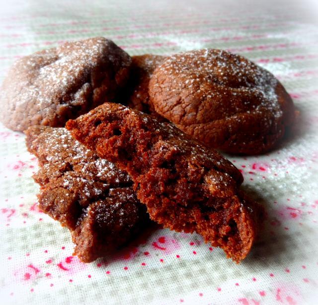 Biscotti alla nutella (SOLO 3 INGREDIENTI)