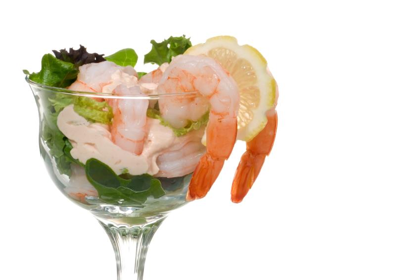 Cocktail di gamberi