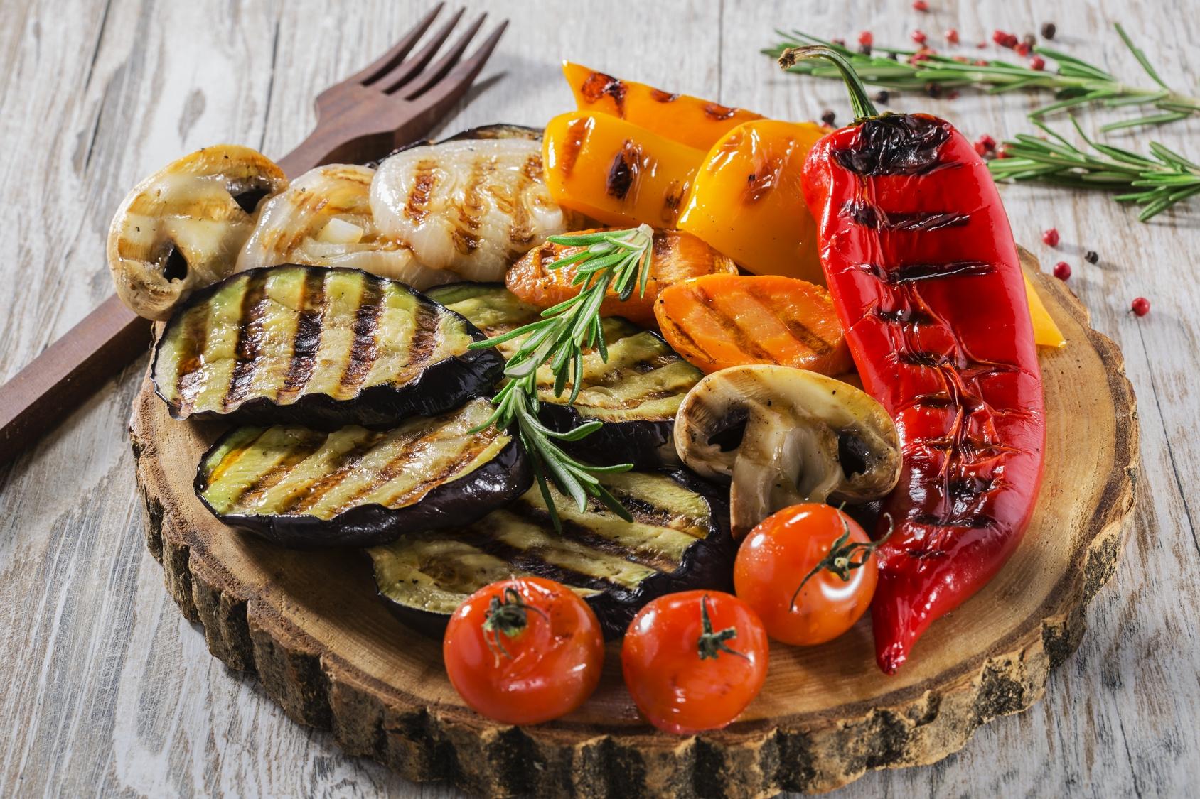 verdure alla griglia