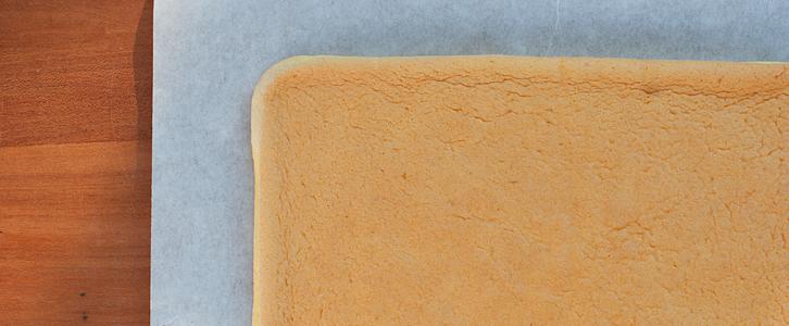 pasta biscotto (pasta biscuit)