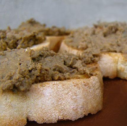 crostoni toscani