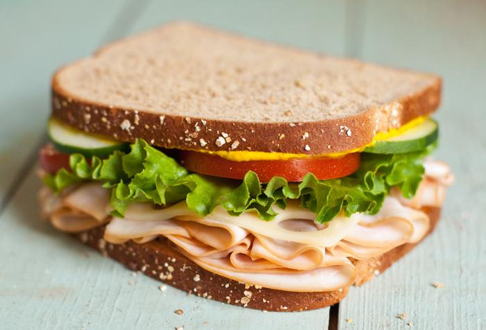 sandwich del finto salutista