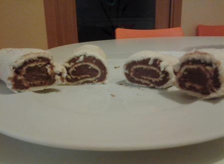 Girelle alla Nutella e Mascarpone home-made