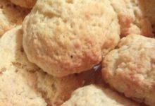Biscotti allo yogurt di cocco (senza latte, né uova) home-made