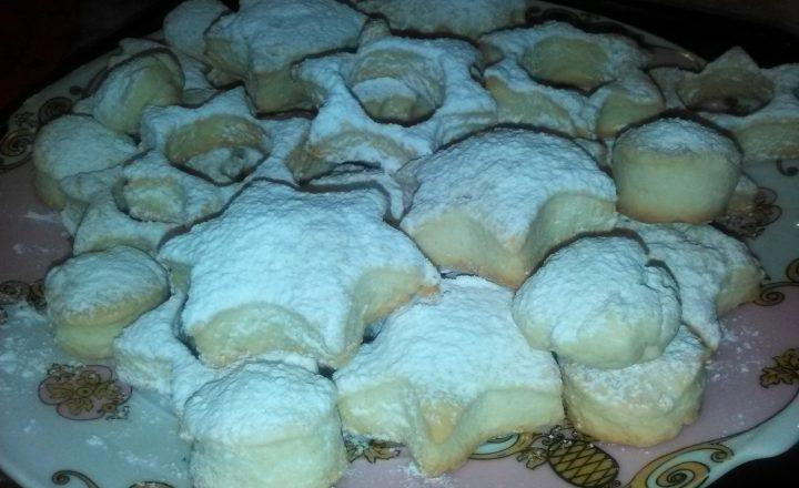 Biscotti (senza uova) home-made