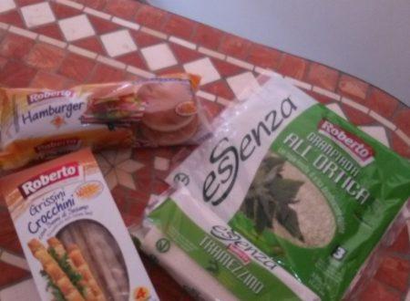 """Prodotti alimentari """"Roberto"""": confezioni omaggio ricevute!"""