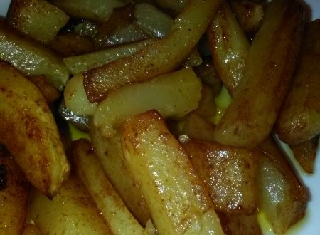 Patate fritte finte home-made