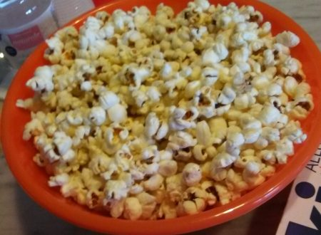 Pop-corn salati (e dolci) home-made