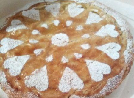 Torta e muffins pasticciotto leccese home-made