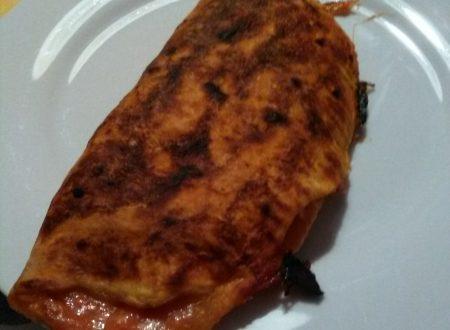 Panzerotto al forno home-made