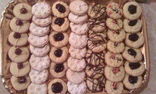 Ricetta per la festa della mamma,  pasticcini da te',  biscotti buonissimi