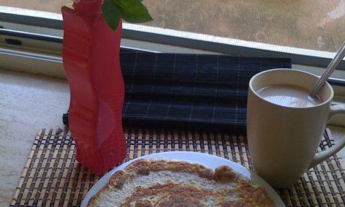 Dieta Dukan galletta dolce con crusca d'avena veloce veloce