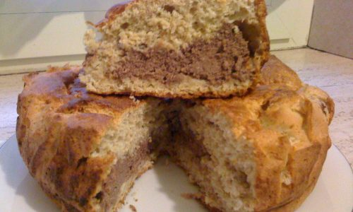 Dolce alla ricotta dal cuore morbido dieta Dukan ricetta torta
