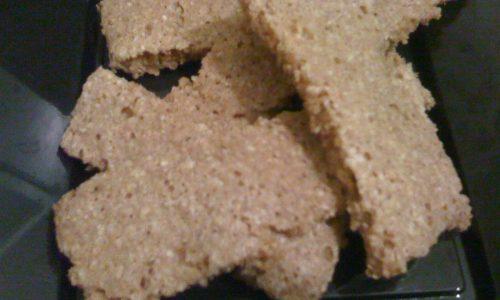 Biscotti dieta Dukan al latte ricetta senza uova