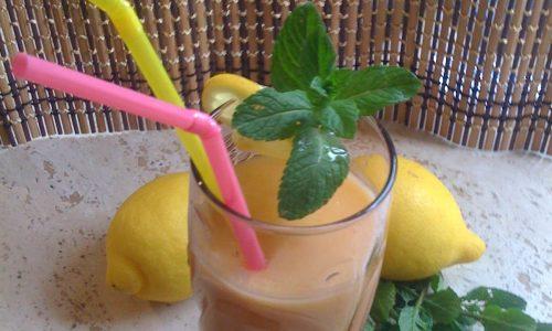 Cocktail analcolico mangiabevi ricetta fresca