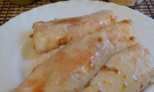 Involtini di mela cotti nel miele senza grassi aggiunti ricetta slurposa