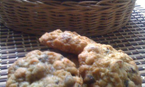 Biscotti con fiocchi d'avena ricetta tipo digestive