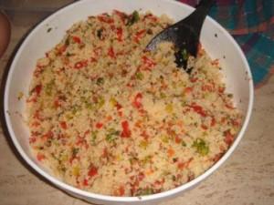 tabule' o tabbouleh a modo mio ricetta fresca con cous cous
