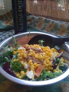 insalata mista ricetta fresca e leggera