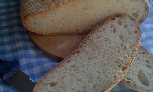 Pane fatto in casa con esubero di pasta madre ricetta genuina