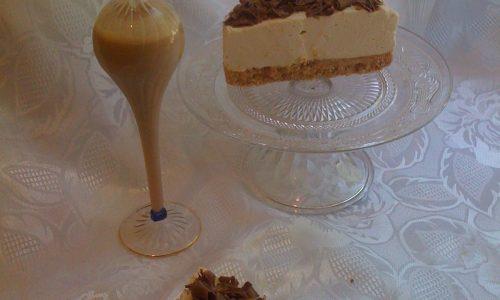 Cheesecake alla crema di whisky ricetta facile e gustosa