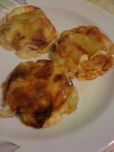 millefoglie di patate e scamorza affumicata ricetta semplice