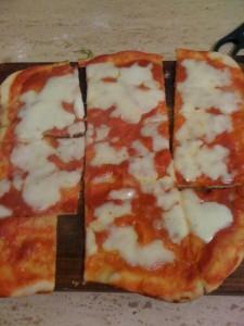 Pizza Gloria con esubero di pasta madre ricetta