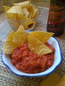 Salsa messicana per Nachos e Tacos ricetta