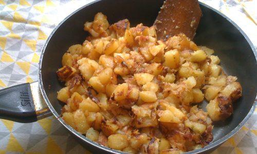 Patate campagnole ricetta facile e gustosa