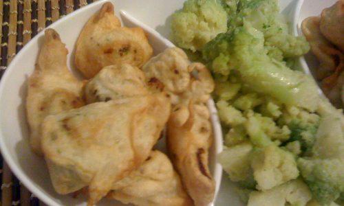 Broccolo fritto in pastella ricetta di Roma vegetariana