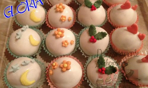 Tutorial ball cake decorate con pasta di zucchero
