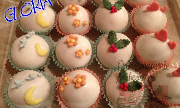 Tutorial ball cake decorate con pasta di zucchero