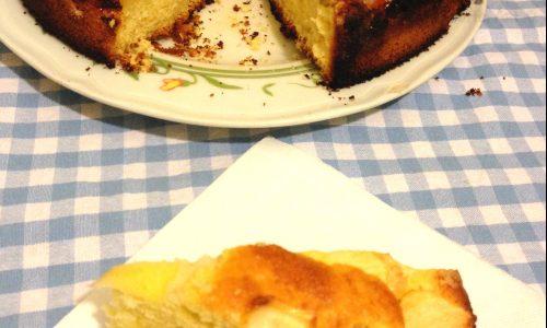 Torta di mele ricetta della nonna morbida e golosa