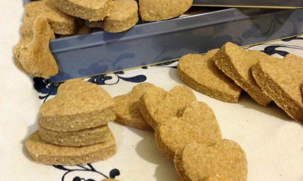 Biscotti integrali senza grassi e zuccheri aggiunti ricetta