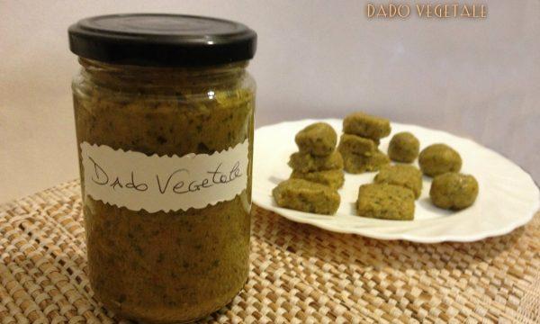 Dado vegetale fatto in casa ricetta economica