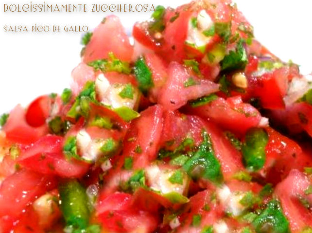 Pico De Gallo Salsa Recipes — Dishmaps