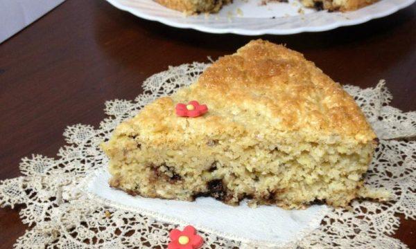Torta nocciole e cioccolato Dukan ricetta light