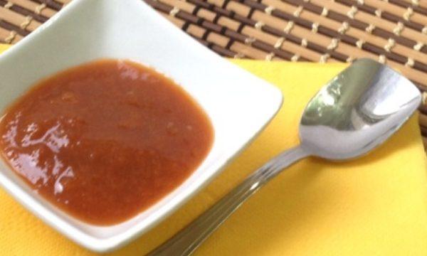 Marmellata di prugne Dukan Escalier ricetta light