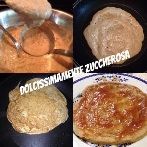 Pancake integrali ricetta facile