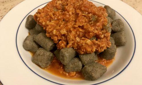 Gnocchi proteici vegan ricetta