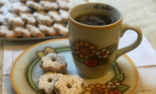 Canestrelli vegan ricetta biscotti