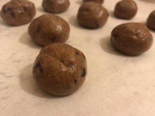 Biscotti vegan con zucca ricetta